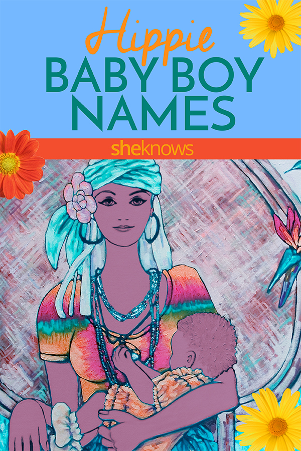 Hippie baby boy names