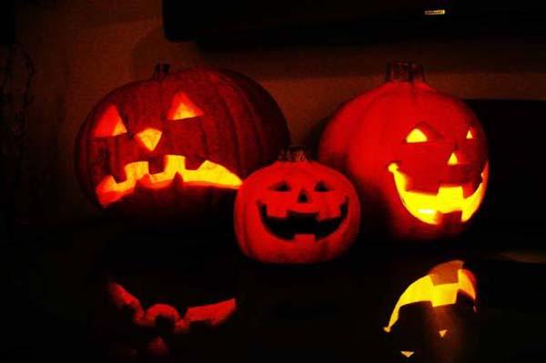 Explore the history of Halloween