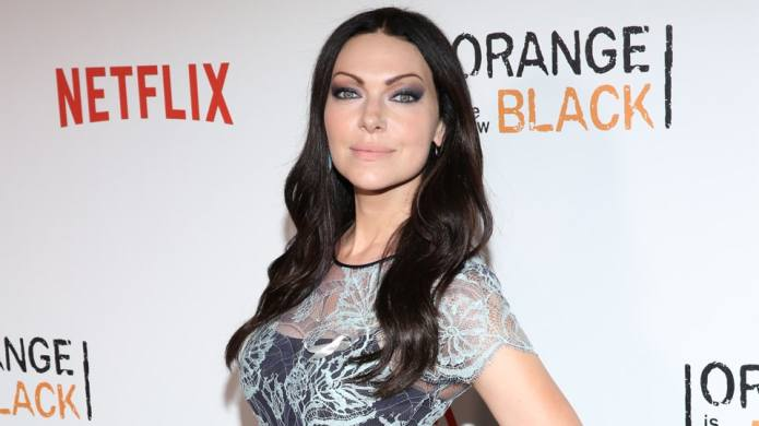 Laura Prepon is pregnant, is tailed
