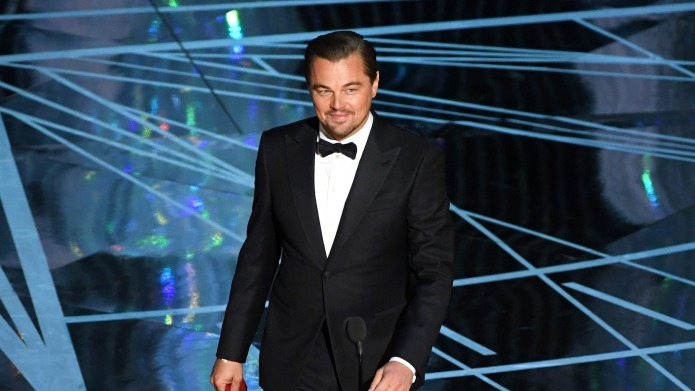 Leonardo DiCaprio Leads Resistance to Trump's