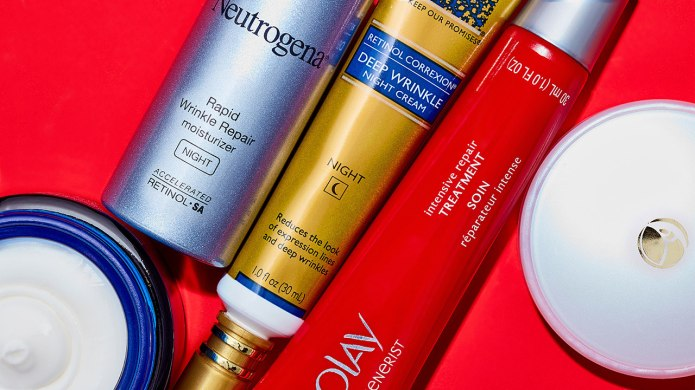 The best drugstore retinol that actually