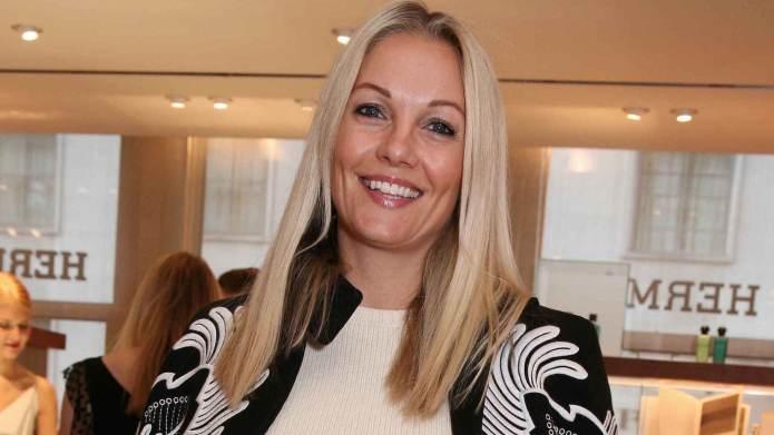 Caroline Fleming Says Her Final Goodbye