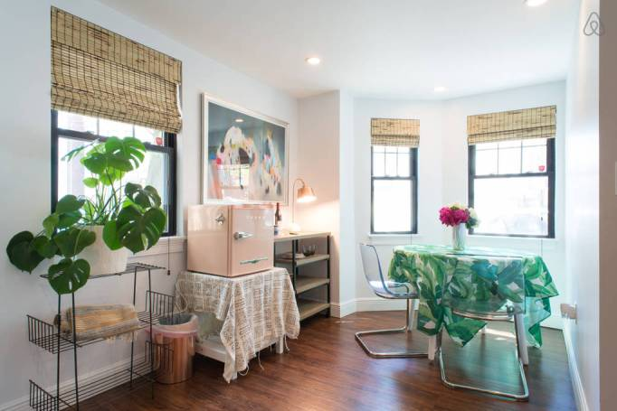 Last-Minute Valentine's Day Getaway on AirBnb: Harborside Suite in Boston, Massachusetts