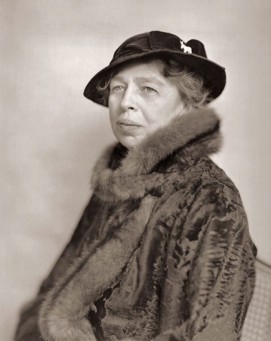 Feminist Fashion Icons: Eleanor Roosevelt