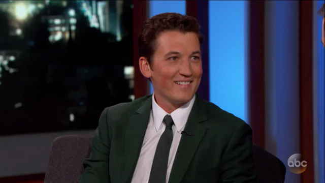 Movie Stars Who Aren't Above Doing TV: Miles Teller