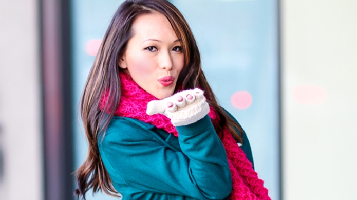 9 Adorable winter outfit ideas to
