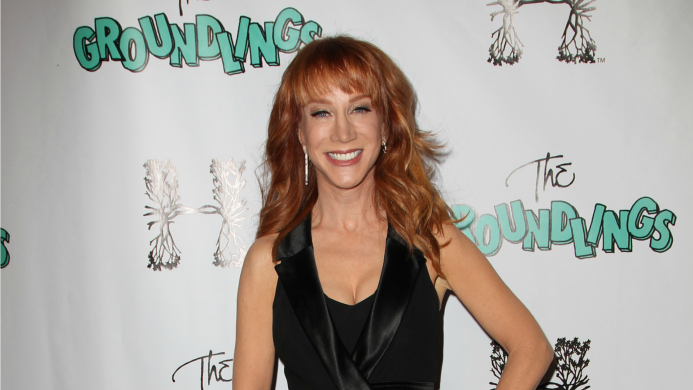 Kathy Griffin to emcee Daytime Emmy