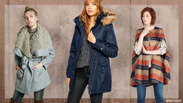 11 Fall jackets and coats your