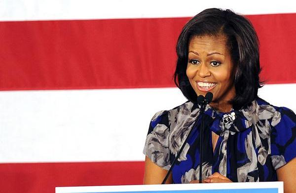 Michelle Obama's Tracy Reese dress: Now