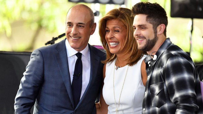 Hoda Kotb's New Today Salary Might