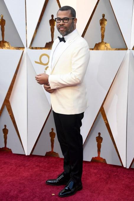 Jordan Peele Oscars 2018