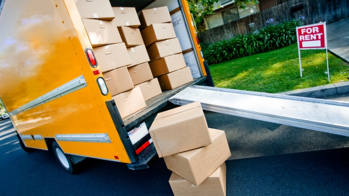 How to pack and move in