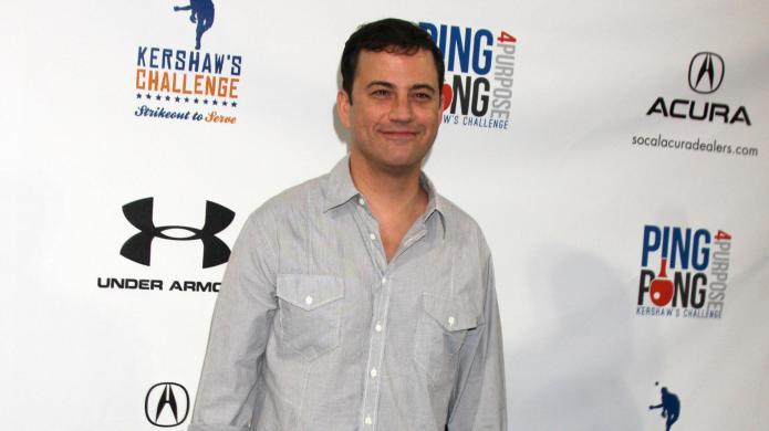 Jimmy Kimmel starts a big fake