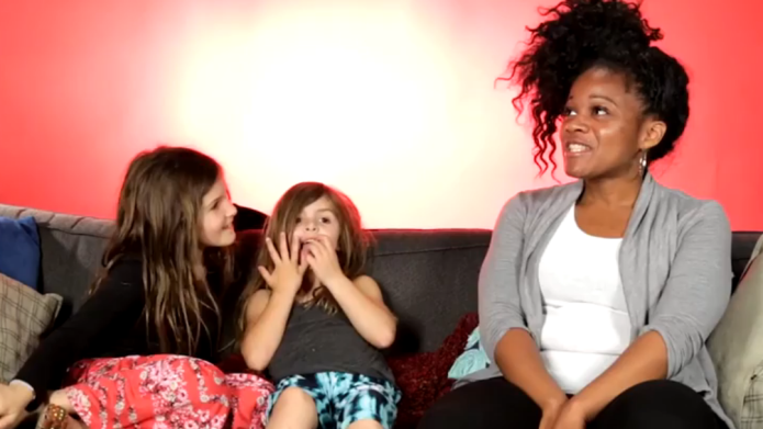 Kids give hilarious love advice that