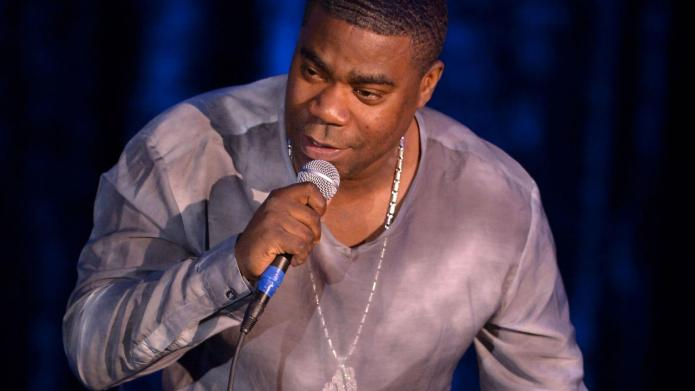 """Tracy Morgan is """"more responsive"""" after"""