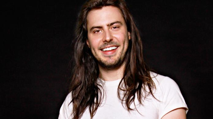 Andrew W.K. a modern-day Mr. Rogers