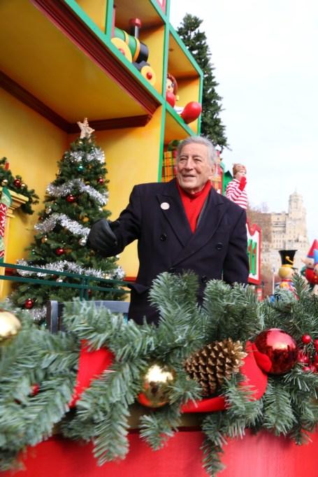 Macy's Thanksgiving Day Parade: Tony Bennett
