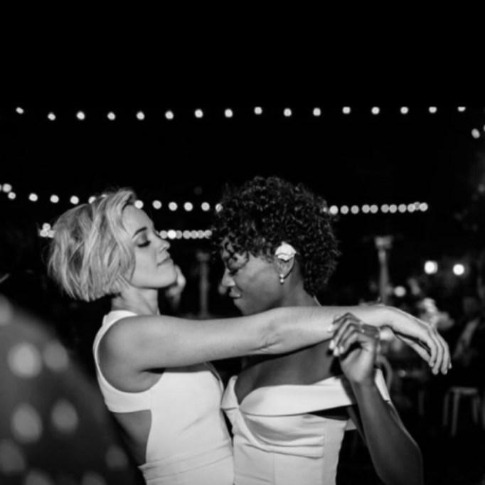 Celebrities who got married in 2017: Samira Wiley & Lauren Morelli
