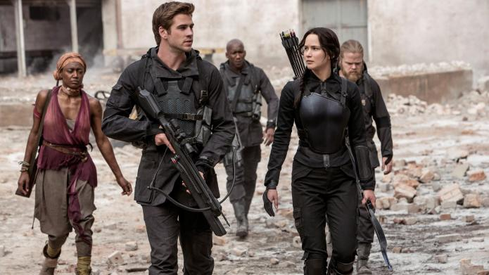 11 Reasons I saw Mockingjay 3