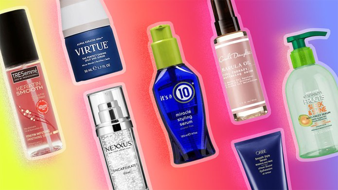 The Best Hair Serums for Smooth