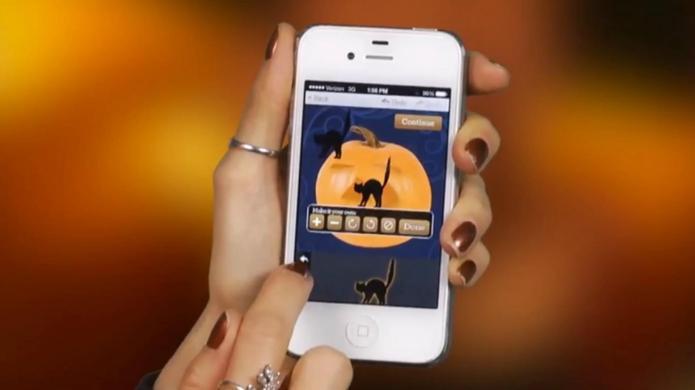 Halloween apps to help kick-start the