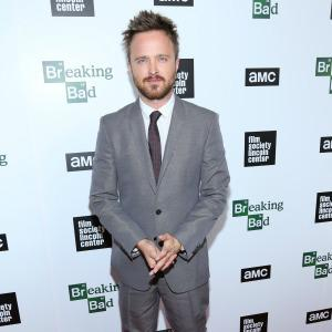 VIDEO: Aaron Paul helps out with