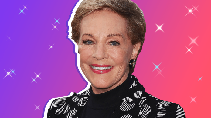 Julie Andrews On Her New Show,