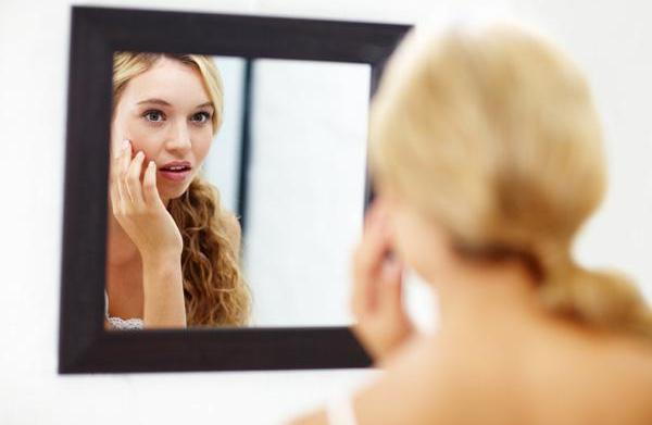 Why pores become enlarged and products