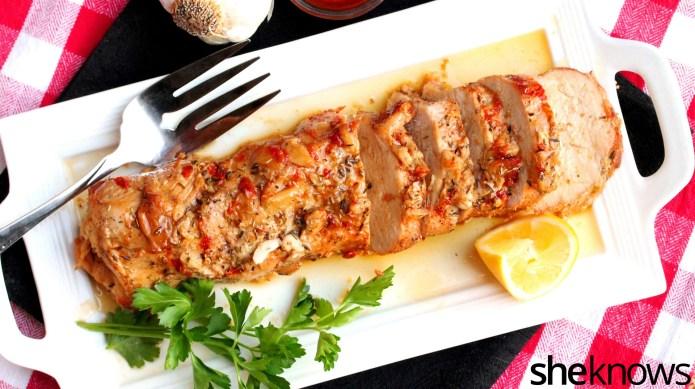 Slow Cooker Sunday: Spicy honey-garlic pork