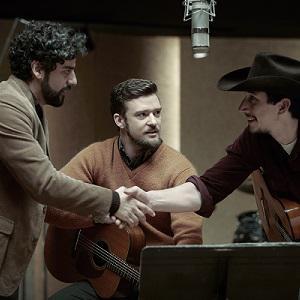 Inside Llewyn Davis sees Justin Timberlake