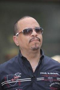 Ice-T staying put at Law and