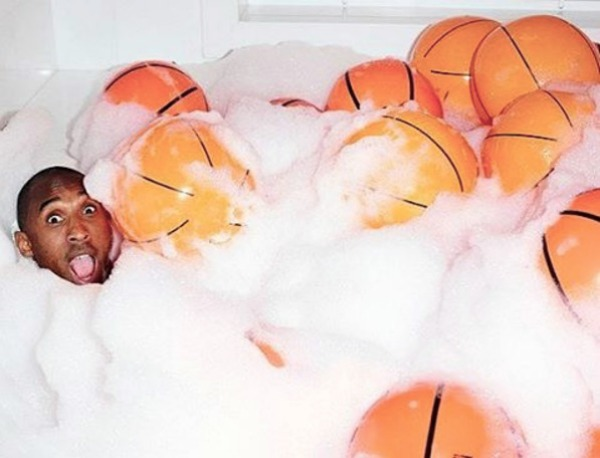 Terry Richardson shoots Kobe Bryant
