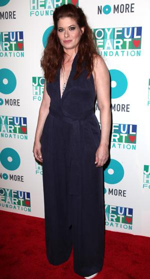 Friday's Fashion Fails: Debra Messing and