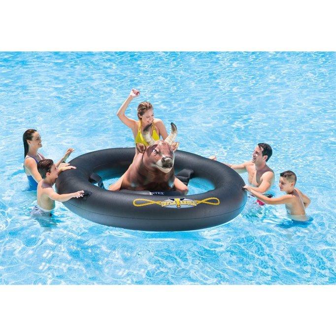 Rodeo Bull Pool Float