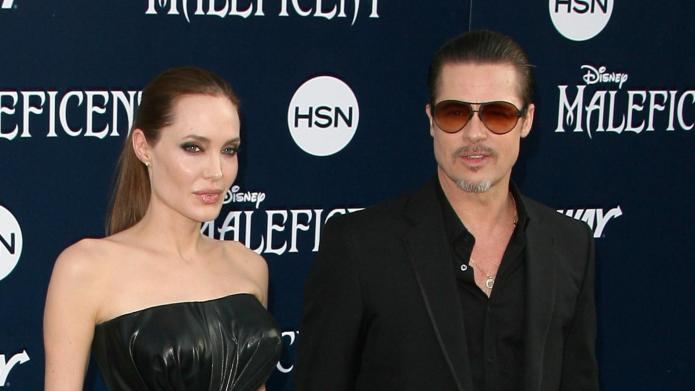 Angelina Jolie honored her mom at