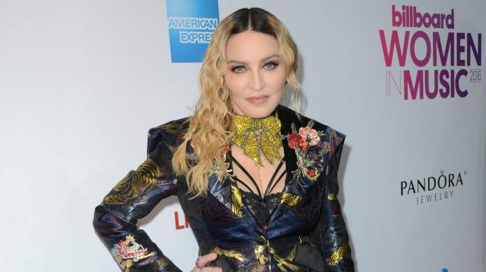 We can rest assured, Madonna doesn't