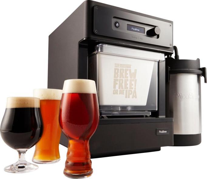 Picobrew Pico model C brewing machine