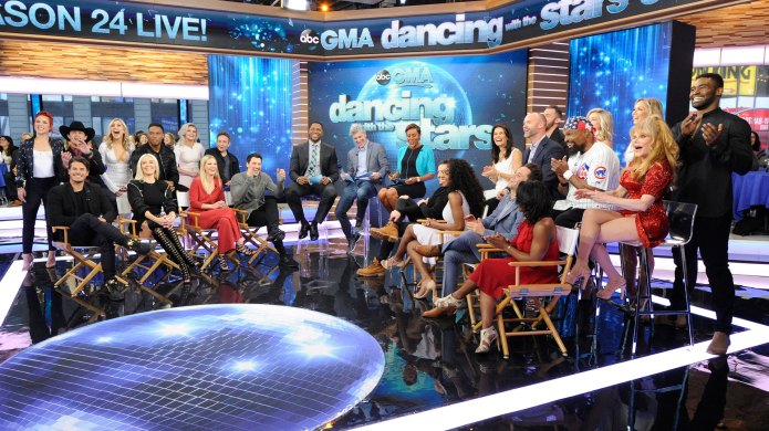 The 'Dancing With the Stars' Season