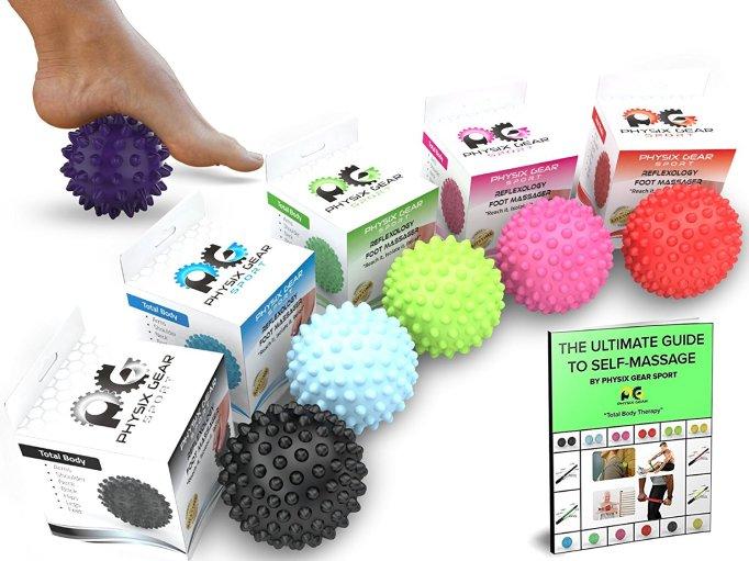 Physix Gear Sport massage balls