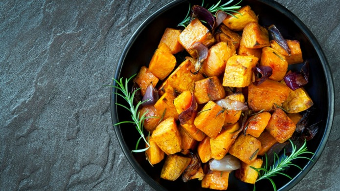 An old-school candied yam recipe will