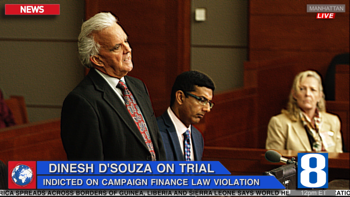 Dinesh D'Souza on trial