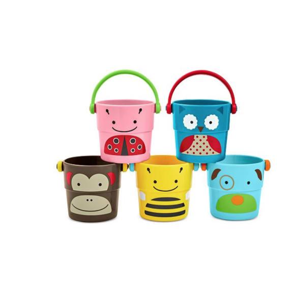 bath buckets