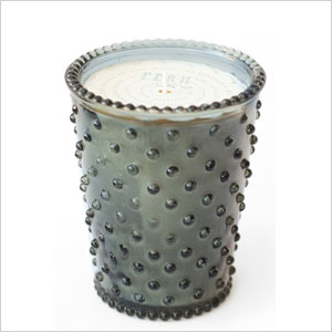 Hobnail glass candles | Sheknows.com