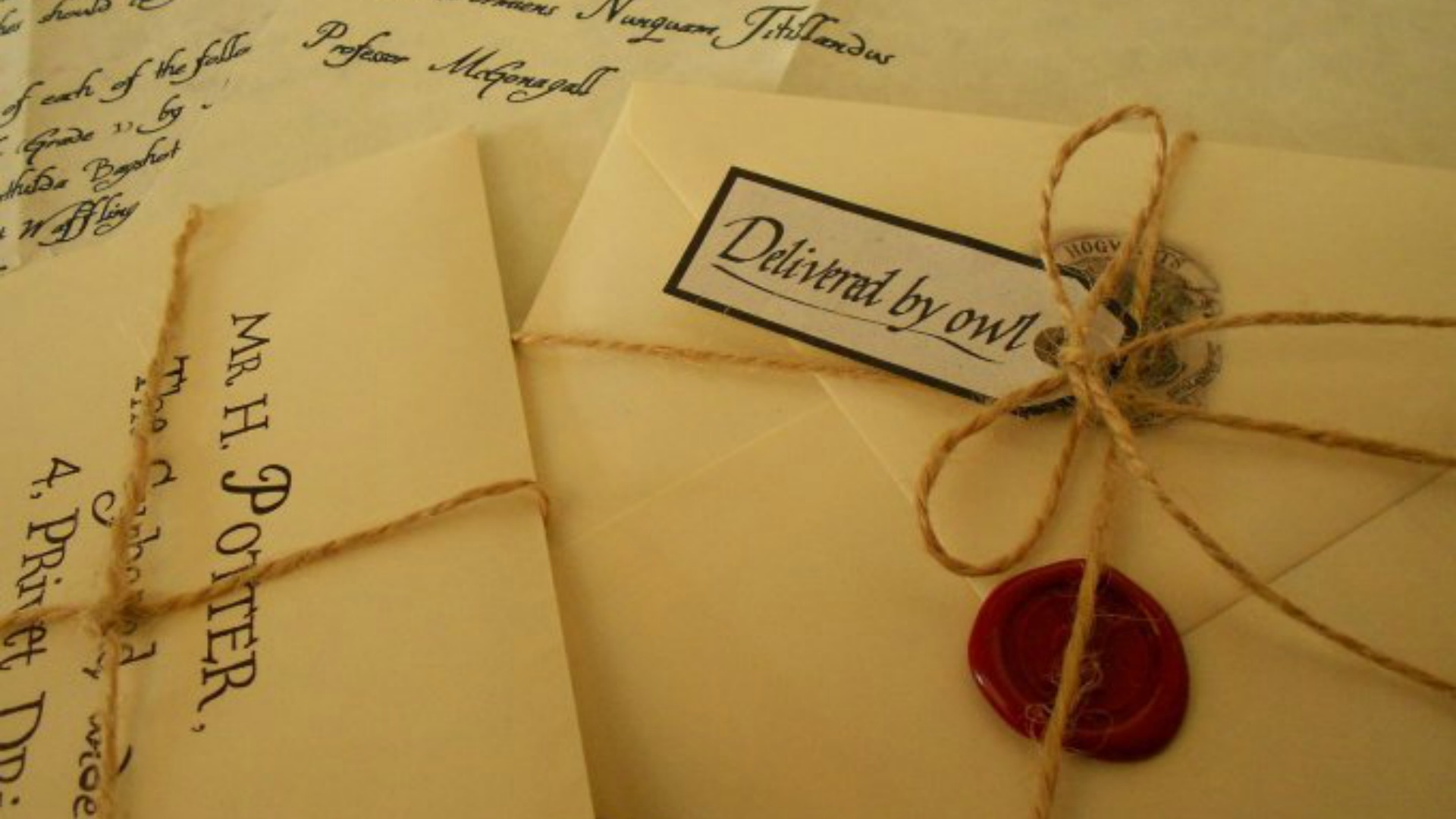 a hogwarts acceptance letter is the perfect surprise for every potterhead sheknows