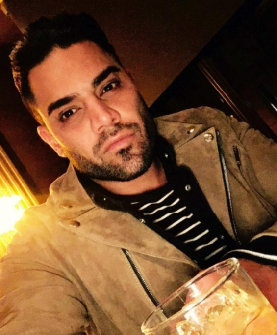 Mike Shouhed selfie