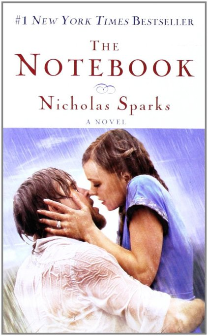Our favorite romantic books: The Notebook