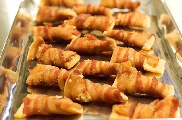 holiday bacon appetizer sheknowscom