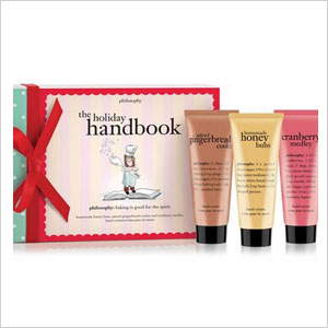 Handbook and handcream set | Sheknows.com