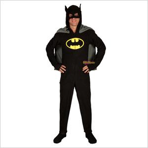 Batman Masked Pajamas with Cape