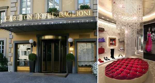 The Carlton Hotel Baglioni, Milan